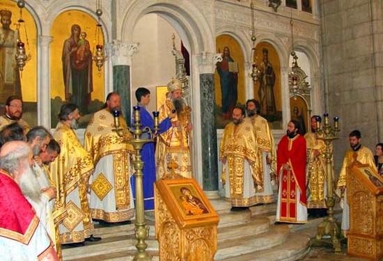 Празник Светог цара Николаја и царске породице Романов, ктиторска слава никшићке Саборне цркве