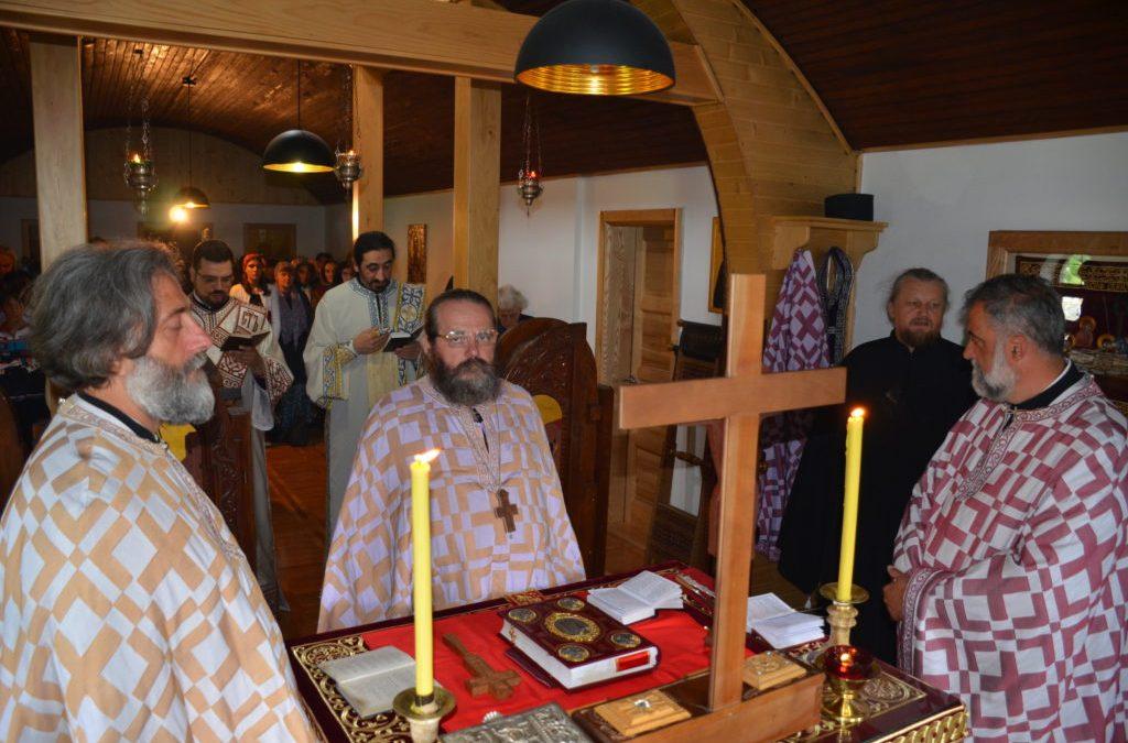 Прослава Видовдана у Јован Долу и у Доњем Острогу