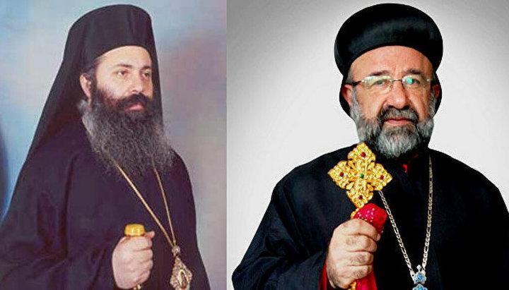 Два сиријска митрополита мученички пострадала